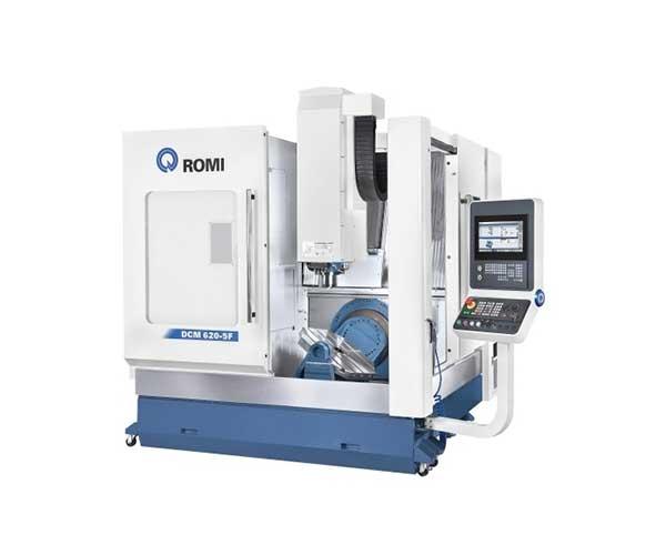 ROMI DCM 620-5X / DCM 620-5F
